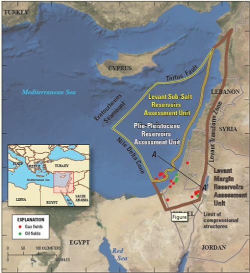 Israel S Natural Gas Discoveries