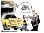 Cartoon - EPA & Energy